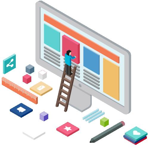 Imagina sua empresa com um site no ar amanhã mesmo. Você e sua empresa merecem estar bem representados na internet através de um site profissional. São diversos recursos que permitirão que você possa interagir com seus clientes e gerar novos negócios todos os dias.