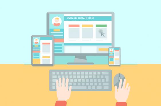 O que é website responsivo ou responsive design?